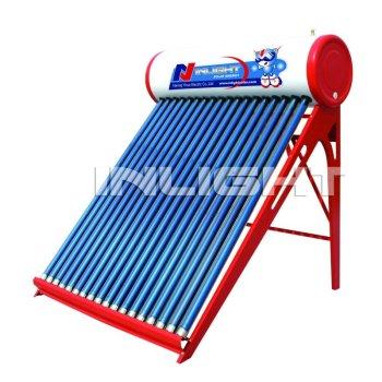 非- 加圧太陽ヒーター水用