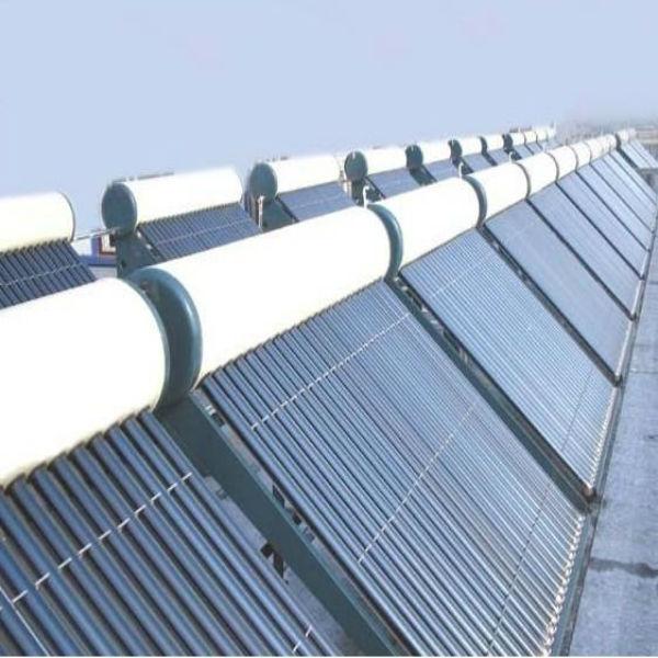 色鋼統合非- 加圧された太陽熱エネルギー