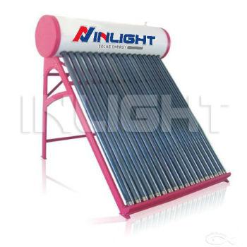 非圧力カラースチール空気ベント太陽熱温水器