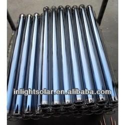 低圧の真空管太陽熱温水器