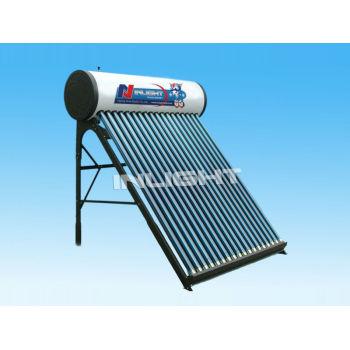 無加圧太陽熱温水ヒーター