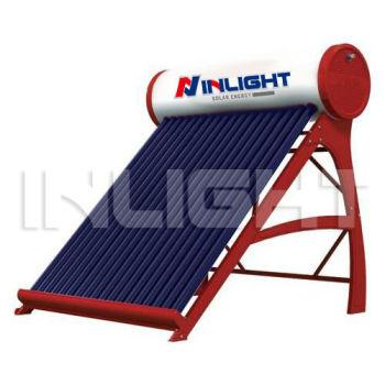 低圧のカラー鋼太陽熱温水器