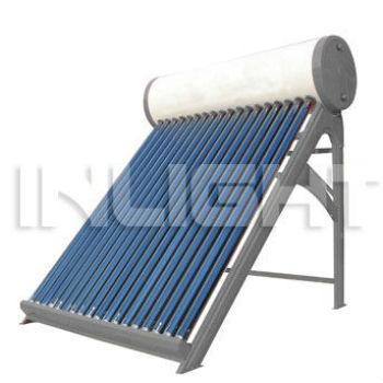 直接受動的熱サイフォン太陽熱温水器商業