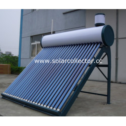 Domestic Use Solar Energy Water Heater