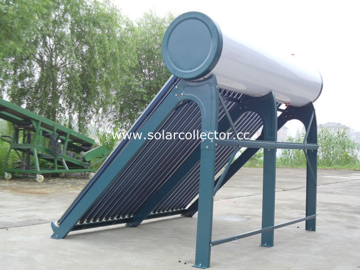 Energy Saving Low Pressurized Solar Water Heater