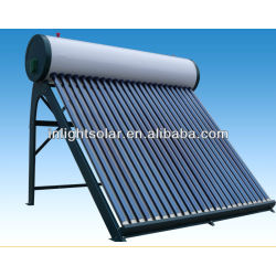 24 Tubes Solar Energy Hot Water Heaters 200L