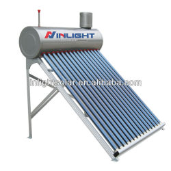 Stainless Steel Non-Pressure Solar Water Heaters(Domestic Use)