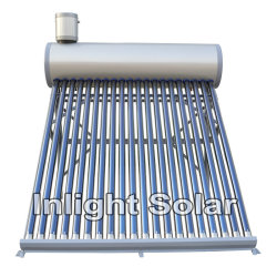 2013 Hot Sale 150L Glass Tube Solar Heaters with Assistant Tank