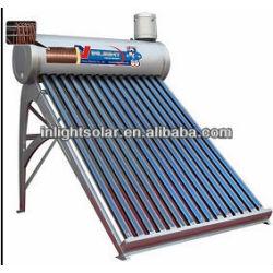 Solar Tube Solar Heater Water Tank / Non pressure Solar Water Heater