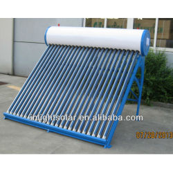 Arab Solar Water Heater Vacuum Tube