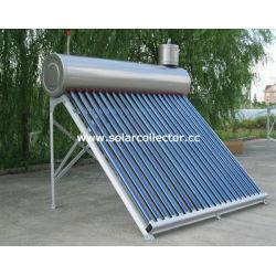 Residential Vacuum Tube Solar Water Heater