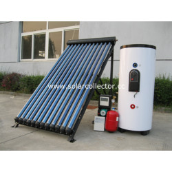 Split Pressurized Solar Water Heater (Villa Use)
