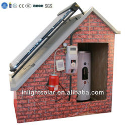 Pump Forced Circulation Solar Water Heaters(Solar Heaters)