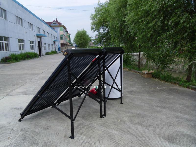 200Liters copper heat pipe split solar water heater