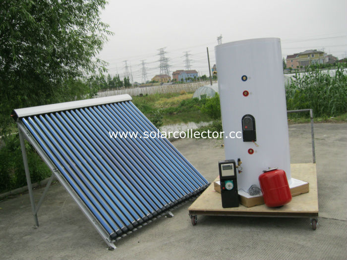 Household Use 300L Vacuum Tube Solar System