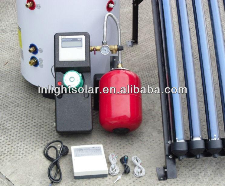 200l Solar Hot Water Heater Certified by EU Solar Keymark