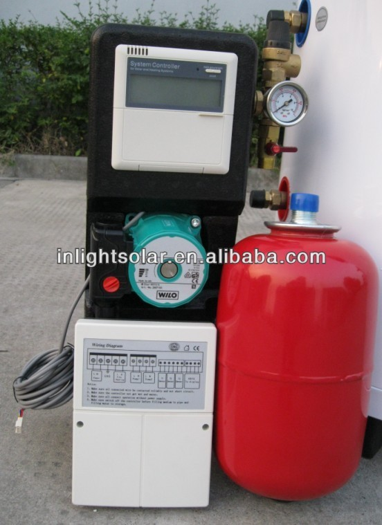 Solar Heater 100l with Electric Heater