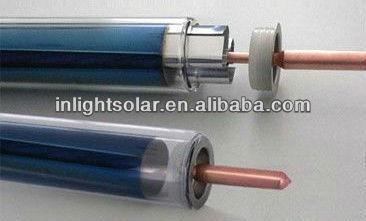Pressurized Heat Pipe Split Solar Water Heater