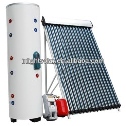 Hot Sales CE approved Premium Luxury high pressure split Solar water heater / Solar energy system
