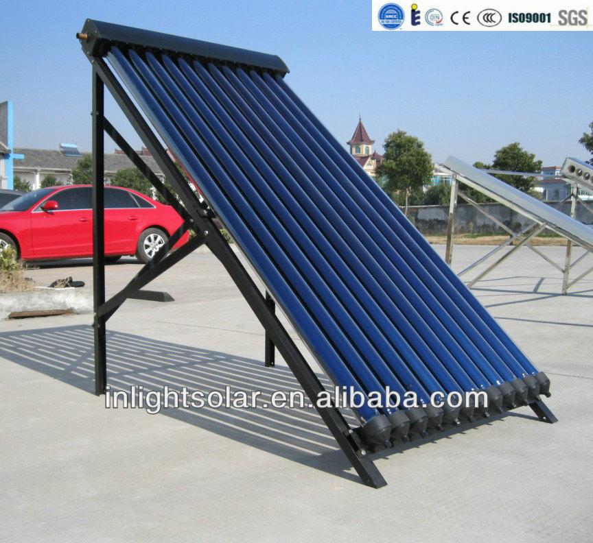 EN12975 Approved Solar Hot Water Heater 100l