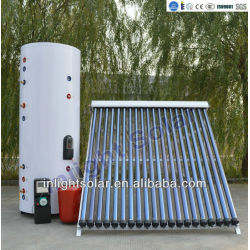 ISO Quality Sysem Approved Solar Hot Water Heater Manufacturer