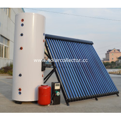 Domestic High Pressure Solar Water Heater for Russia