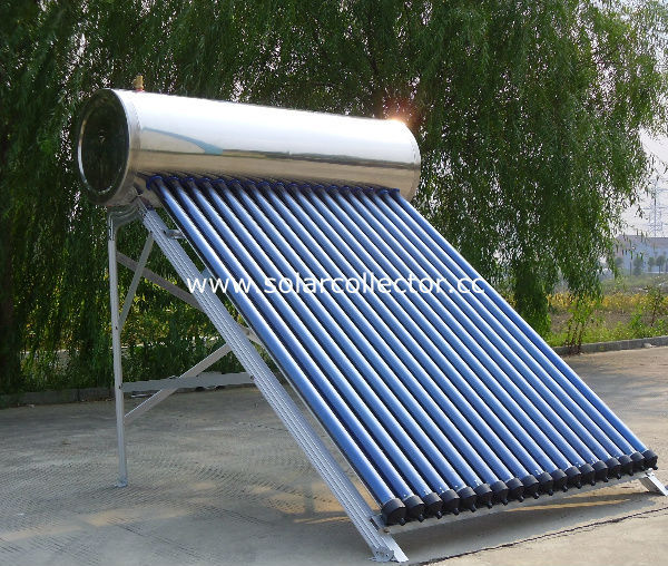 Energy Saving High Pressure Solar Geyser
