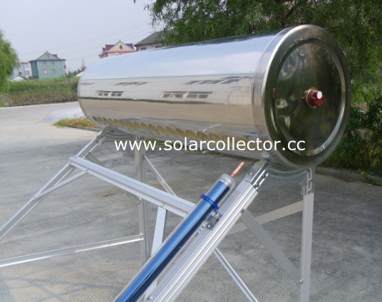 Heat Pipe Solar Thermal