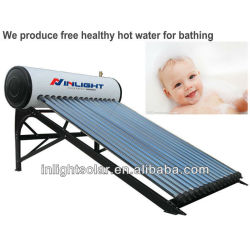 Vacuum Tube Heat Pipe Solar Energy Water Heaters