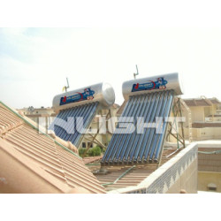 Domestic Pressure Solar Hot Water Heater (integrated type)