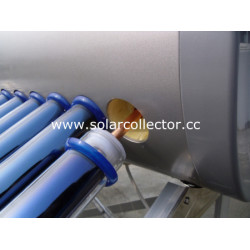 Heat Pipe Passive Solar Water Heater