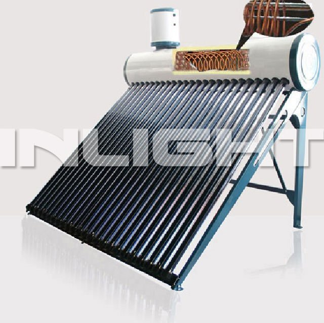 copper coil heat exchanger