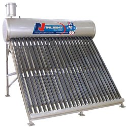 water boiler with coil
