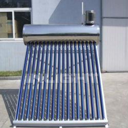 Pressurized Copper Coil in Solar Water Boiler