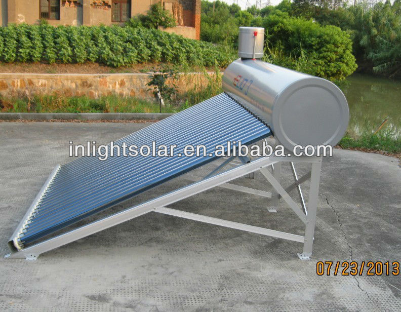 Copper Coils Pressure Solar Water Heaters