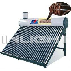 Pressurized Copper Coil Solar Water Heater