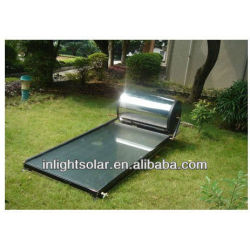 High Quality Flat Panel Solar Hot Water System