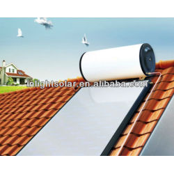 High Quaity Integrated Pressurized Solar Hot Water Heater with Flat panels