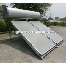 Flat Panel Solar Hot Water Heaters(Domestic Use)