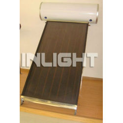 Integrated Pressure Solar Panel Water Heater