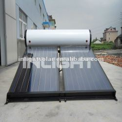 Integrated Flat Panel Solar Water Heater