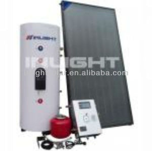 2013 Hot Sale Flat Plate Pressurized Solar Water Heater