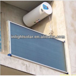 balcony hanging solar water heater