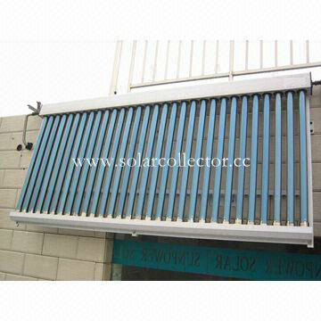 wall mounted separated pressurized Solar Water Heater