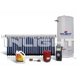 Pressurized Heat Pipe Balcony Solar Water Heater