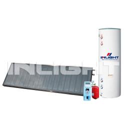 Balcony Split Flat Plate Solar Hot Water Panel