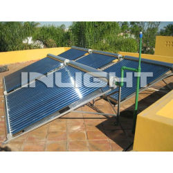 Energy Pool Heating System Project
