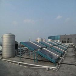 Non pressurized Vacuum Tube Hot Water Solar System