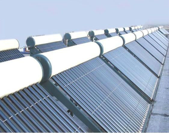 Low Pressure Solar Hot Water System