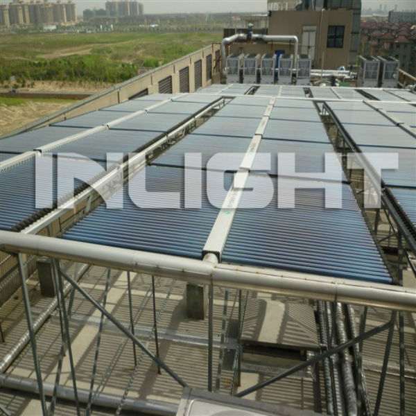Passive Solar Industrial Stainless Steel Heater